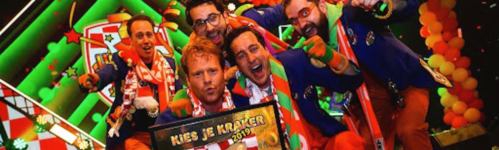 De stembus van 'Kies Je Kraker' bij Omroep Brabant is weer open