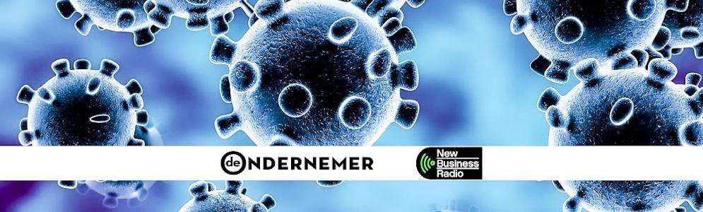 Samenwerking New Business Radio en De Ondernemer: Dagelijks speciale Corona Updates voor ondernemers