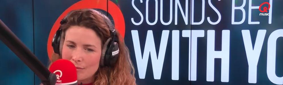 Katrien deelt pakkend verhaal in 'Blijf In Uw Kot!' op Qmusic