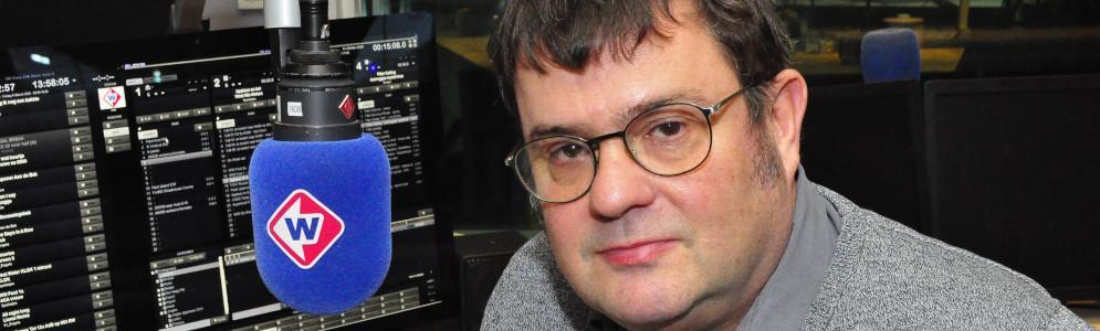 Pieter Kuipers presenteert Muziek van alle Tijden op Radio West