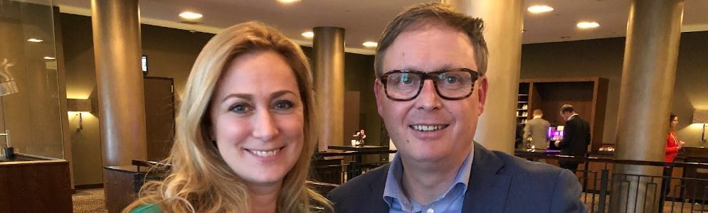 Nieuw programma Fabienne de Vries op New Business Radio