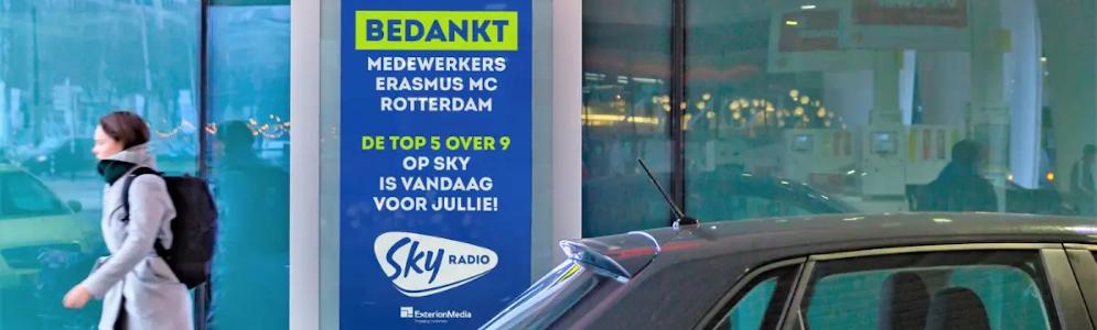 Speciale Sky Radio Top 5 over 9 voor mensen in cruciale beroepen