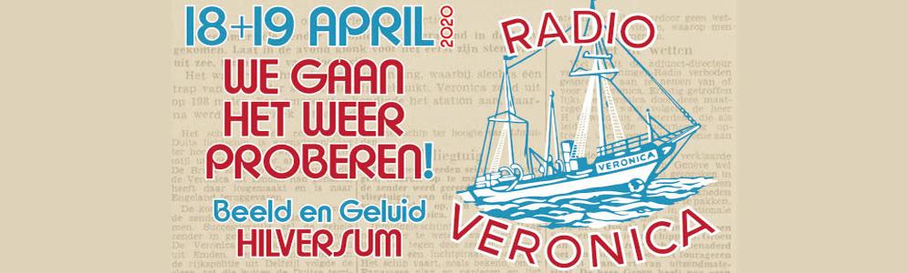 18 en 19 april: Stichting Norderney gaat het weer proberen samen met Beeld en Geluid