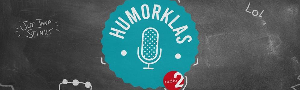 Dit zijn de finalisten van De Humorklas 2020 van Radio 2