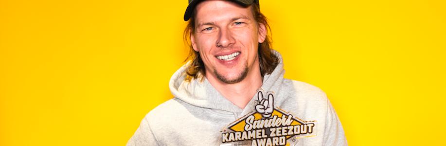 Sander Hoogendoorn reikt opnieuw de Karamel-Zeezout Award uit