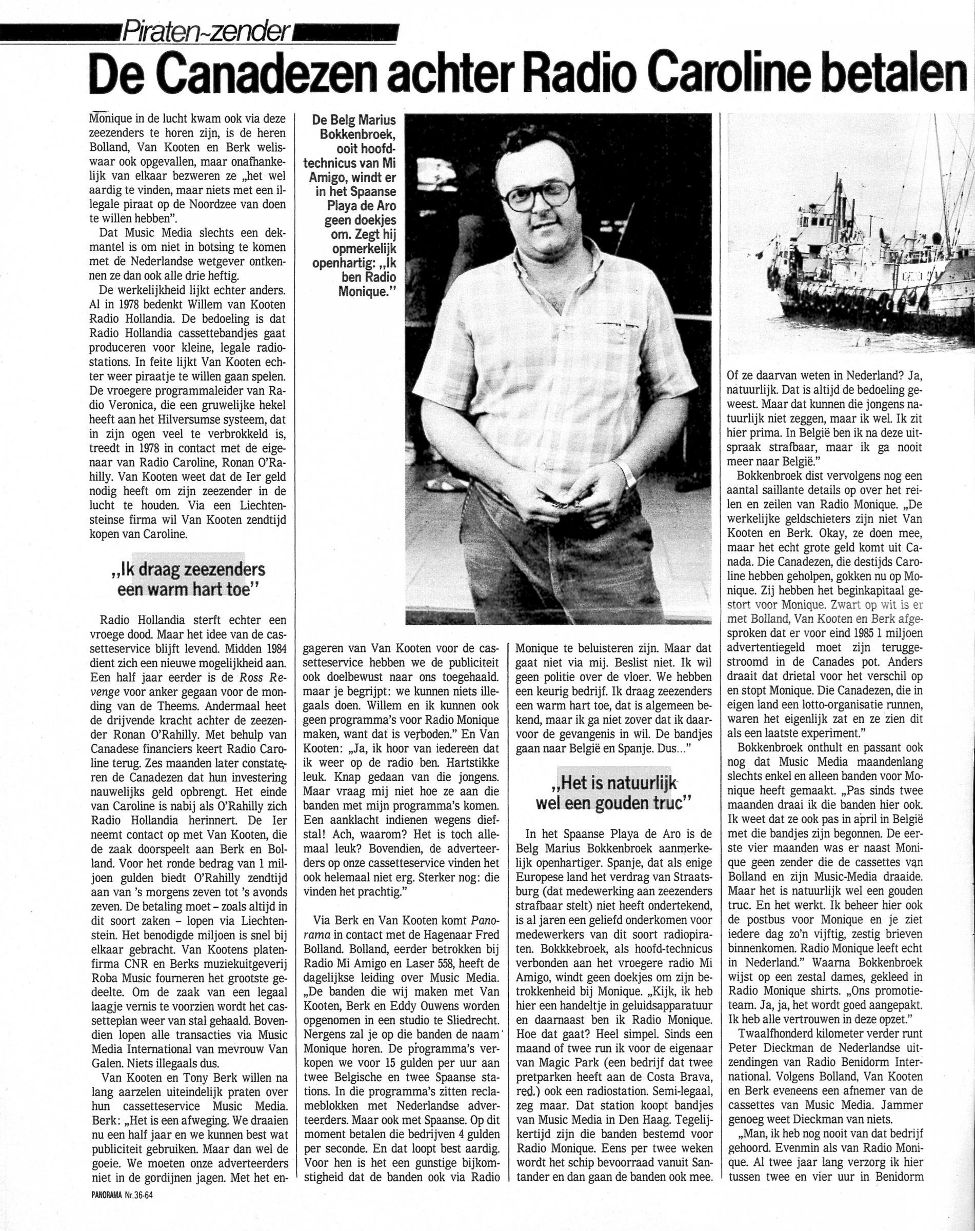 19850906 weekblad Het brein Hoe de stem van Joost via Radio Monique in de ether komt 03.jpg