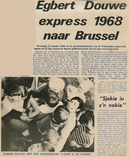 19681022 Egbert Douwe express 1968 naar Brussel.jpg
