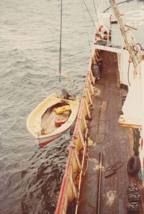 Dart competition Easter 1985  speedboat Tony, Ross Revenge.jpeg