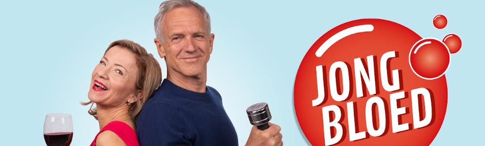Op zoek naar een gezond en gelukkig leven met de nieuwe AVROTROS-podcast Jong Bloed
