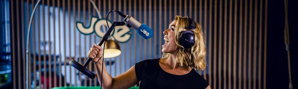 Evi Hanssen focust in nieuw radioprogramma op de positieve kant van de coronacrisis