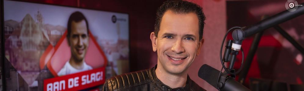 Bart Arens steunt Nederlandse artiesten in zijn programma Aan De Slag!