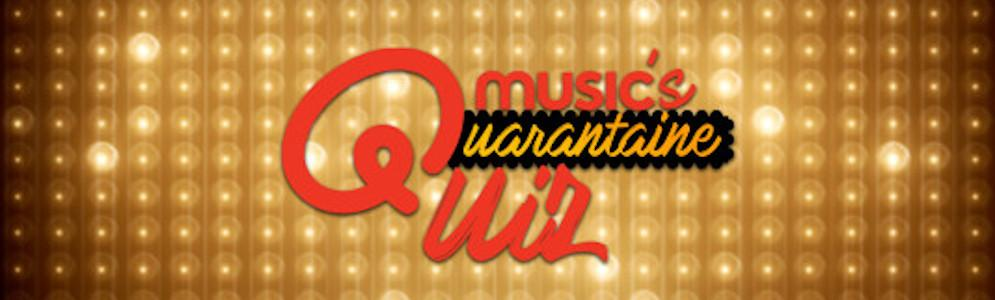 Domien Verschuuren presenteert Qmusic's Quarantaine Quiz