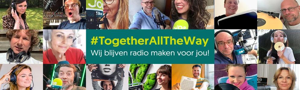 Qmusic, Joe en Willy verbinden, entertainen en informeren Vlaanderen meer dan ooit in deze bijzondere tijden