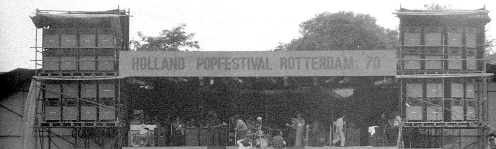De Holland Pop Festival Podcast: 50 jaar liefde, vrijheid en muziek