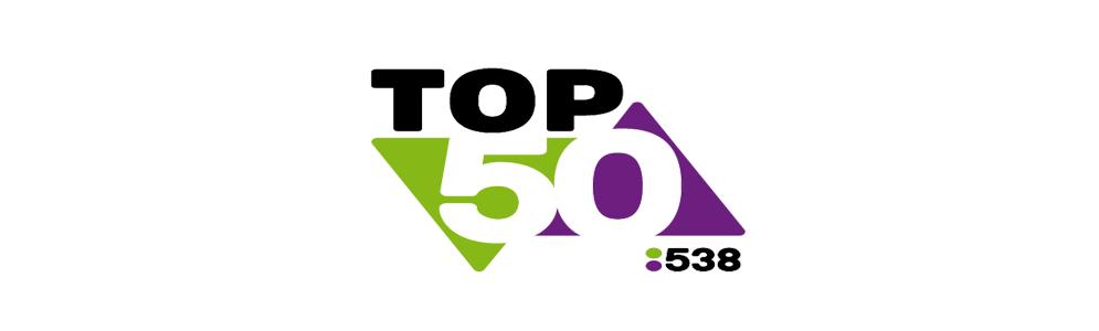 Quarantaine-hit Justin Bieber en Ariana Grande één week na release op vierde plek 538 TOP 50