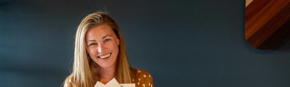 Intieme keukentafelgesprekken met BN'ers over muziek in nieuwe podcast van Annemieke Schollaardt