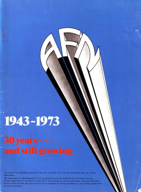 1973 AFN 30 years