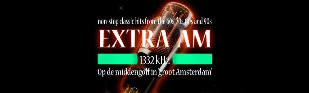 Extra AM 1332 op de zomertour
