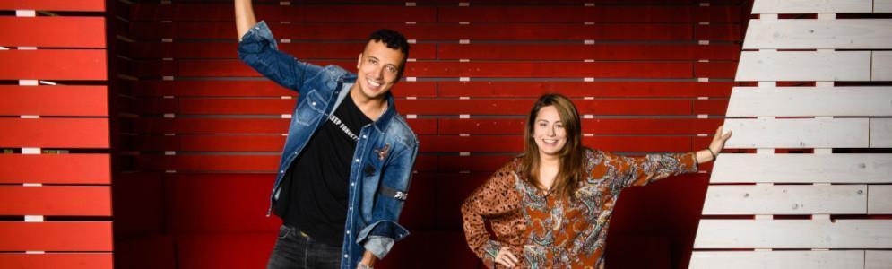 Vanaf 22 juni presenteert Mai Verbij het NPO Radio 1-programma ´Gaan!'