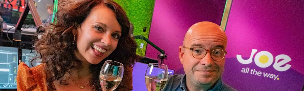 Joe en HLN laten heel Vlaanderen klinken met de 'Anderhalve Meter Borrel'