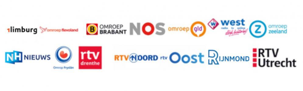 NOS en Regionale Omroepen maken elkaars nieuws nog makkelijker beschikbaar