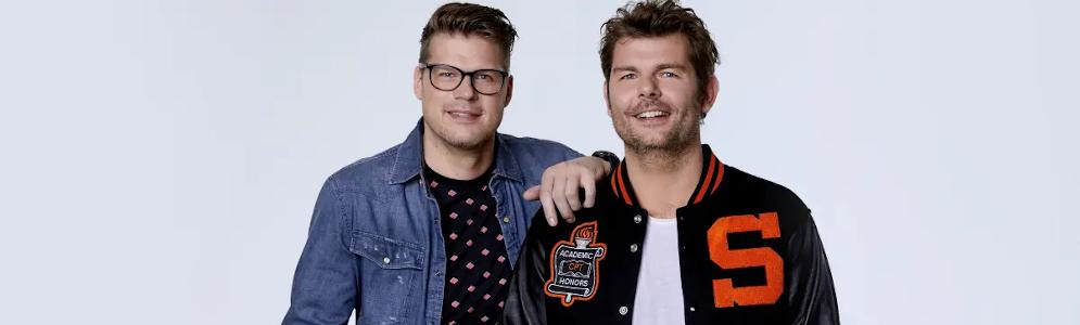 De Coen en Sander Show op zoek naar mooiste vrouwenstem van Nederland