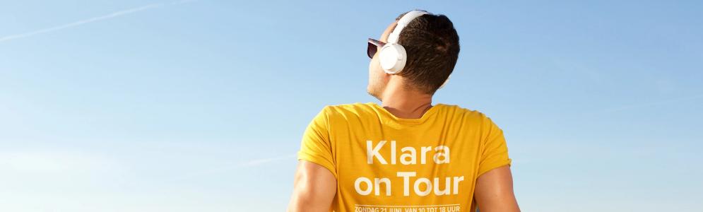 Concertmarathon Klara on Tour zorgt voor feestelijke start van de zomer bij Klara