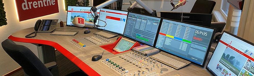 RTV Drenthe stapt ook over op OmniPlayer