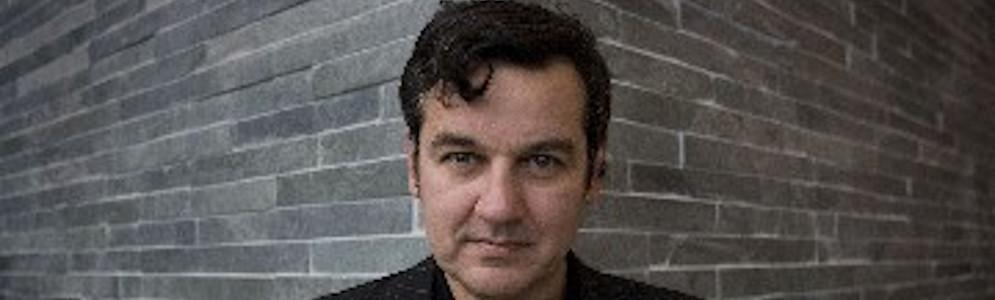 Stephen Emmer, componist, in Kunststof Radio
