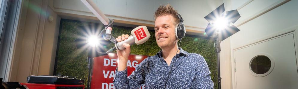 Tommas Eggens nieuwe presentator van de Dag van Drenthe