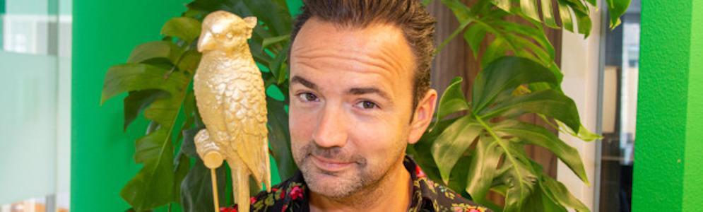 Gerard Ekdom organiseert 'Ekdom in de Morgen Imitatoernooi'
