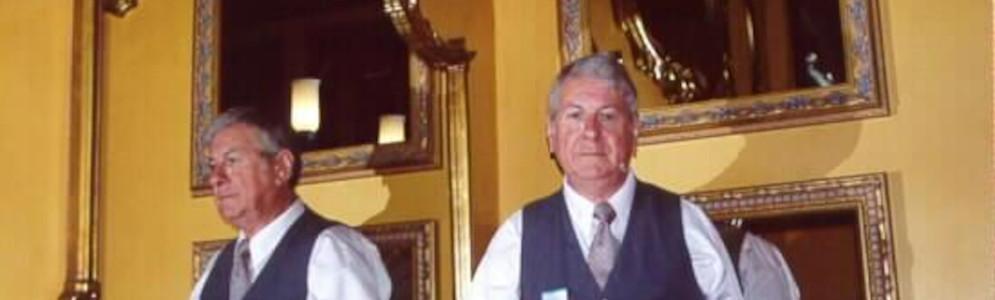 Column Hans Knot: Een weekendje weg met Graham Gill