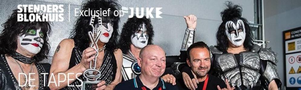 """Gerard Ekdom: """"Ik werd bijna gewurgd door Gene Simmons"""""""