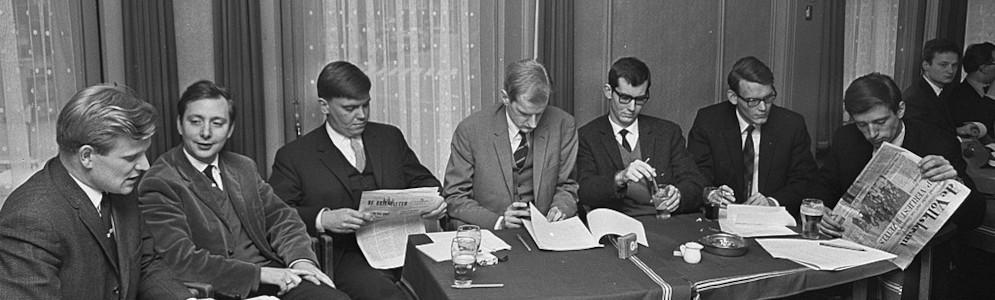 Column Hans Knot: Mijmeren in 1967 (deel 2)
