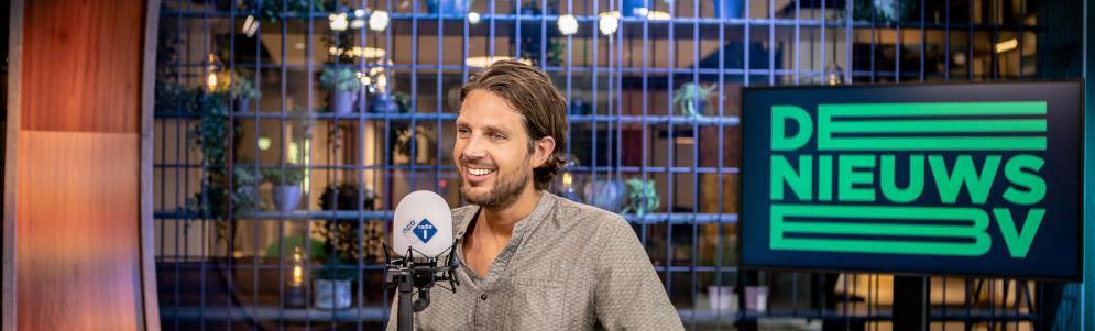 Primeur voor De Nieuws BV: tegelijk op radio, TV en online