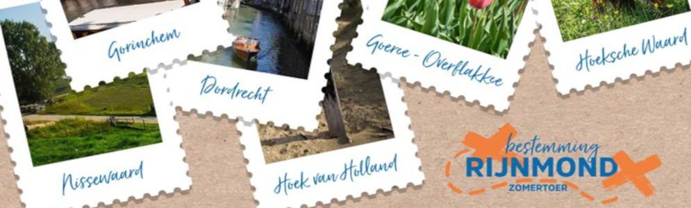 Zomertoer: Bestemming Rijnmond. Vier vakantie in eigen regio.