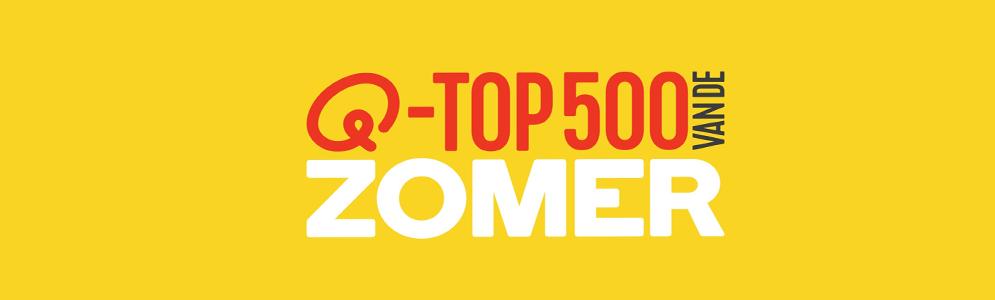 Q-top 500 van de Zomer op Qmusic