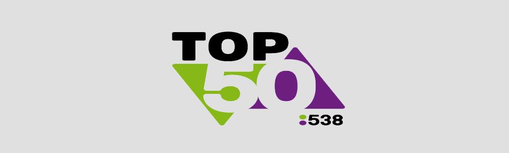 Davina Michelle & Snelle, DI-RECT en Rolf Sanchez verrast met 538 TOP 50 Award