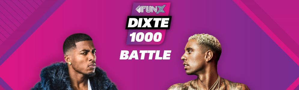 Tout Est Bon van Boef en Numidia populairste track in FunX DiXte 1000