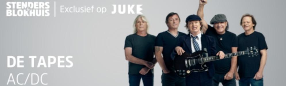 Exclusief in JUKE De Tapes: Angus Young over de verrassende terugkeer van AC/DC