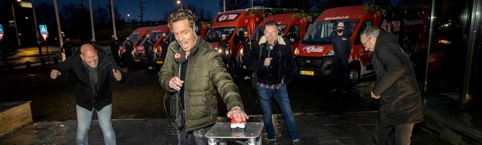 Stembus voor de NPO Radio 2 Top 2000 geopend
