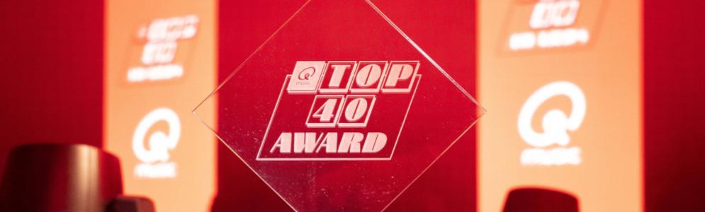 Duncan Laurence, Armin van Buuren, Rolf Sanchez en Bilal Wahib treden op bij Top 40 Awards