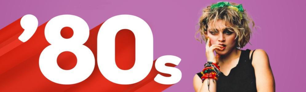 Qmusic lanceert Q-top 500 van de '80s