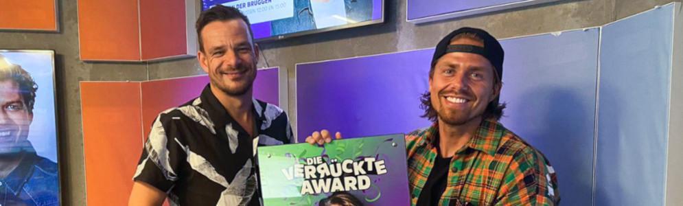 538 Verrückte Award voor André Hazes' hit 'Leef'