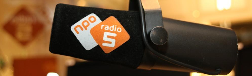NPO Radio 5 reist terug naar de seventies tijdens De Week van de Jaren 70